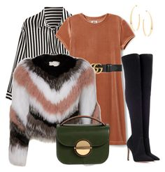 """""""s'more style"""" by maripir on Polyvore featuring Gucci, Gianvito Rossi, Marni and Lana"""