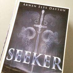 #boekperweek 45/53. Seeker van Arwen Elys Dayton