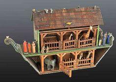 Noah's Ark German 19th Century.