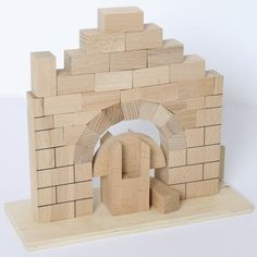 ace toy roman bridge - Roman Bridge - Condition:New:A brand-new, unused, unopened, undamaged item -including handmade items- not apply Roman Bridge Learning Goals, Early Learning, Roman, Similarities And Differences, Science Kits, Kids Wood, Toys Shop, Problem Solving, Children