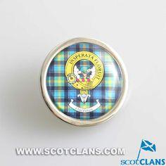 Watson Clan Crest Pin Badge