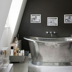 Complementary colours | How to decorate with grey | Grey paint ideas | PHOTO GALLERY | Livingetc | Housetohome.co.uk