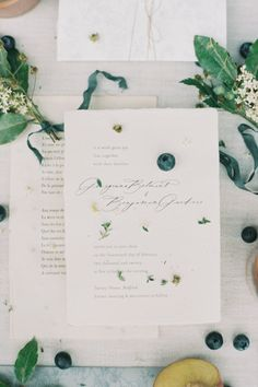 """From the editorial """"True, Blue Southern Charm With Just a Little French Inspiration!"""" This entire shoot actually stemmed from a piece of toile fabric that caught @jannabrowndesignco's eye in a fabric shop in Paris. It was the perfect element used to elevate a neutral tablescape and paired perfectly with the southern aesthetic that @trinityviewfarm has to offer. Photography: @tracyburch #weddingpaper #prettypaper #springwedding #weddingflatlay"""