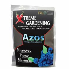 RTI Xtreme Gardening RT1350 Azos Nitrogen Fixing Microbes, 6-Ounce Bag