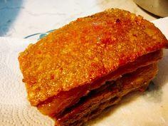 免烤箱脆皮燒肉省力省時改良版食譜、作法   Kima的多多開伙食譜分享
