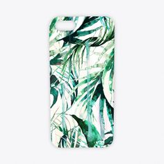 Paradise Palms Phone Cover ($45) ❤ liked on Polyvore featuring accessories, tech accessories and phone cases