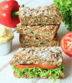 energibröd – Lindas Bakskola Danish Food, Biscuit Cookies, Shortbread, Bread Baking, Salmon Burgers, Homemaking, Avocado Toast, Baked Goods, Baking Recipes