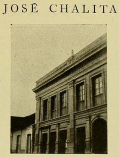 Almacén de José Chalita en Ibagué en 1918