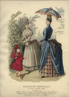 Magasin des Demoiselles 1887