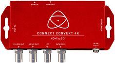Atomos Connect Convert 4K HDMI to SDI w Scale/ Overlay