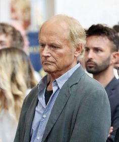Funeral service for Bud Spencer († in Rome - Terence Hill . Love is eternal . Louise Brealey, Carrie Fisher, Leonardo Dicaprio, Marlon Brando, Bud Spencer Terence Hill, Rome, Mike Singer, Lee Van Cleef, Vito