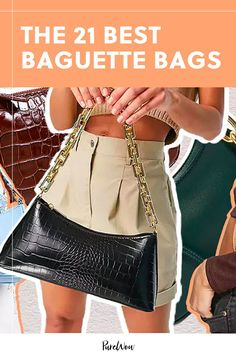 Whether you're looking to upgrade your OG bag or want to join in the fun for the first time, we've rounded up 21 of the absolute best options to add to cart ASAP. #bags #purse Large Bags, Baguette, Bucket Bag, 21st, Pairs, Shoulder Bag, Purses, Chic, Leather