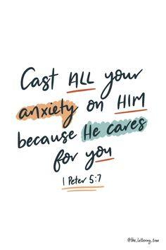 This Bible verse for anxiety is an encouraging verse to remember in a difficult time. Inspirational Bible Quotes, Encouraging Bible Verses, Bible Encouragement, Favorite Bible Verses, Bible Verses Quotes, Jesus Quotes, Faith Quotes, Motivational Quotes For Working Out, Scriptures