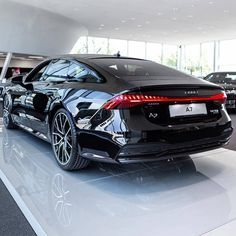 One post about most luxurious cars that costs about 50 thousand dollars. Audi A7 Sportback, Audi Rs7, Audi Quattro, Audi Audi, Luxury Car Brands, Best Luxury Cars, Super Sport Cars, Super Cars, Automobile