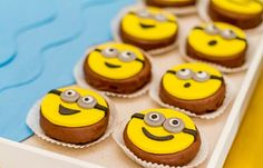 Minions Party ♥ (Adorable brazilian b-day party).