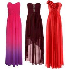 Looove long dresses