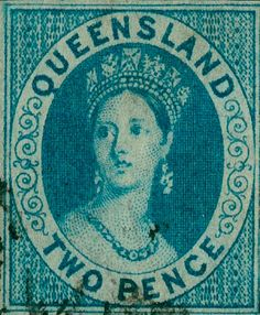 Forged Stamps of Queensland - Genuine vs. Old Stamps, Rare Stamps, Vintage Stamps, Postage Stamp Collection, Postage Stamp Art, Penny Black, Queen Victoria, Commonwealth, Stamp Collecting