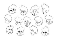 """Cartoon Drawing Design ca-tsuka: """"Eddie of the Realms Eternal"""" TV. Sketches, Character Design, Drawings, Animation, Cartoon Design, Character Design Animation, Drawing Expressions, Character Model Sheet, Cartoon Character Design"""