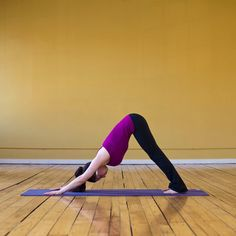 Check out these 70 yoga poses that can help you tighten your tummy, tone your thighs, sculpt your arms, legs and back, and detox your body.