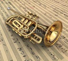 Wäre auch mal nett. #Trompete