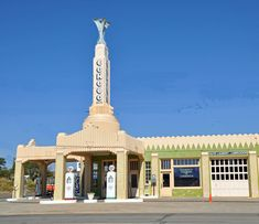 vintage gas stations | Old Gas Stations-035-tower-gas-station-shamrock-texas.jpg
