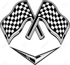 Racing Flags Pair Vinyl Sticker Car Phone Helmet SELECT SIZE -- You can find more details by visiting the image link. Checkered Flag, Flag Vector, Bumper Stickers, Background Images, Tattoo Designs, Royalty Free Stock Photos, Geek Stuff, Wall Art, Flags