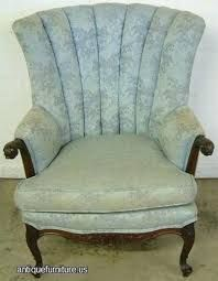 Image Result For Antique Wingback Chair Styles Antique Chairs