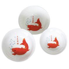 bowls goldfish