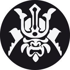 Samurai Mask by xvitux