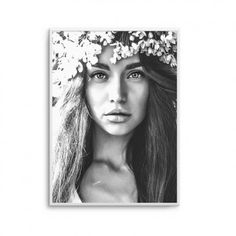 Plakát That Girl 50x70cm | LALA design - Spolu s vámi tvoříme domov