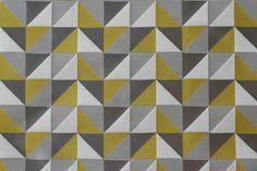 Sárga-szürke háromszög mintás dekor - Lakberendezési webáruház – Otthonelegancia Quilts, Blanket, Bed, Home, Stream Bed, Quilt Sets, Ad Home, Blankets, Homes