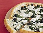 3-Cheese White Pizza