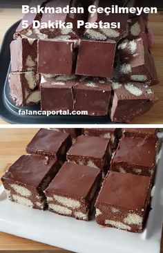 Cake Recipes Easy Chocolate Desserts - New ideas Easy Chocolate Desserts, Chocolate Cake Recipe Easy, Chocolate Recipes, No Bake Summer Desserts, Fresh Strawberry Recipes, Easy Cupcake Recipes, Cake Mix Cookies, Yummy Cakes, Christmas Cookie Recipes