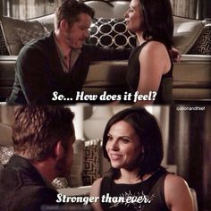 """So, how does it feel.... "" like the season finale broke my whole heart #evilregal #outlawqueen"