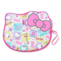 $24.99 Hello Kitty Foldable Seat Cushion  From Hello Kitty   Get it here: http://astore.amazon.com/ffiilliipp-20/detail/B005Z2BQ6A/182-5289357-8850936