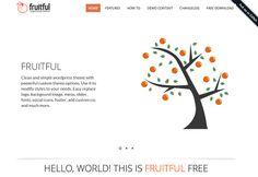 The best free templates for Wordpress. #2013 #blogging #platform #wordpress #website #template #themes