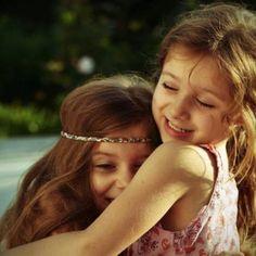 Little sisters...