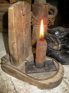 Prim Candlelight...