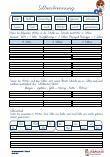 #Silbentrennung Arbeitsblätter / Übungen / Aufgaben für den #Grammatik- und Deutschunterricht - Grundschule. Ordne die Lernwörter in die Tabelle ein und schreibe sie in Silben auf. Trenne die Lernwörter nach den Silben mit einem Strich, schreibe sie in Silben auf und markiere #Selbstlaute / #Vokale oder #Doppellaute / #Diphthonge. #Silbenraetsel - suche die passenden Silben zusammen.