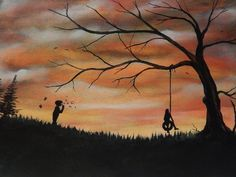 Childs Play by Ed Capeau Painting Print on Wrapped Canvas