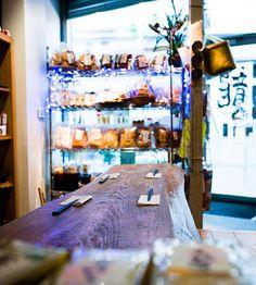 Workshop ISSE, Epicerie fine japonaise et saké à Paris