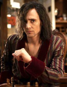 """Tom Hiddleston (Only Lovers Left Alive)."