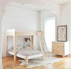 archigeaLab: Kinderzimmer: letto a castello evergreen