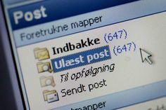 Her er fem lette tips til at spotte en phishing-e-mail