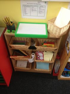 1000 images about classroom areas on pinterest writing area writing corner and reading corners - Writing corner ideas ...