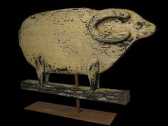 Sheep Weathervane