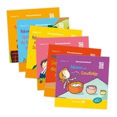 Rekenprentenboeken groep 1-2 (uitgeverij Bazalt)