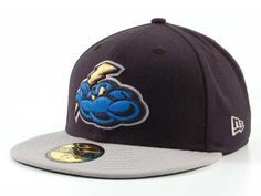 Trenton Thunder New Era MiLB 59FIFTY Hats