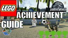 LEGO Jurassic World Clever Goal Trophy / Achievement Guide