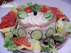 Salade...ou gâteau